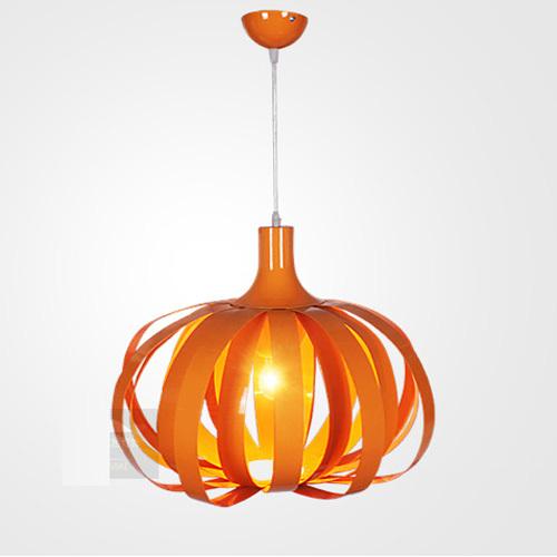 Netmodern Dining Light : New Modern Aluminum Pumpkin Dining Room Pendant Light Restaurant Bar ...