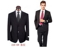 2013 new style male formal dress men suits men business &wedding suits fashion suit dress for men two pieces S-4xl