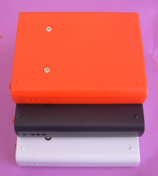 18650 battery box diy 4 4 lithium battery mobile power box 2 3 4 combination(China (Mainland))