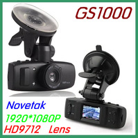 HD 1080P Car DVR Camera IR Dashboard Vehicle Black Box GS1000B Video Recorder Free Shipping