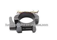 Funpowerland Weaver 30MM Low Profile Black Matte Top Mount