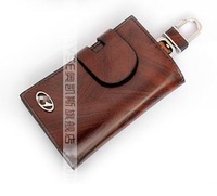 Leather car key case For Hyundai Veloster H-1 ix35 Sonata Avante ROHENS-Coupe