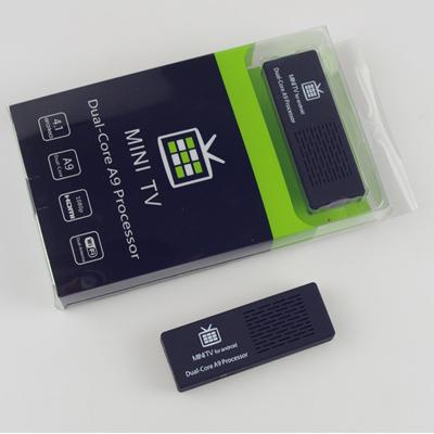 Original mk808 Android 4.2 Jelly Bean Droid Stick Rockship RK3066 Dual Core 1GB 8GB mini pc android mk808(China (Mainland))