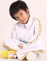 Children sports sets, girls and boys long sleeves clothes set, wear, garment, free shipping