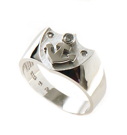 2013 Best Selling 925 Sterling Silver Engagement Rings for Men with Cubic Zirconia Fashion Jewellery Finger Size 10(China (Mainland))