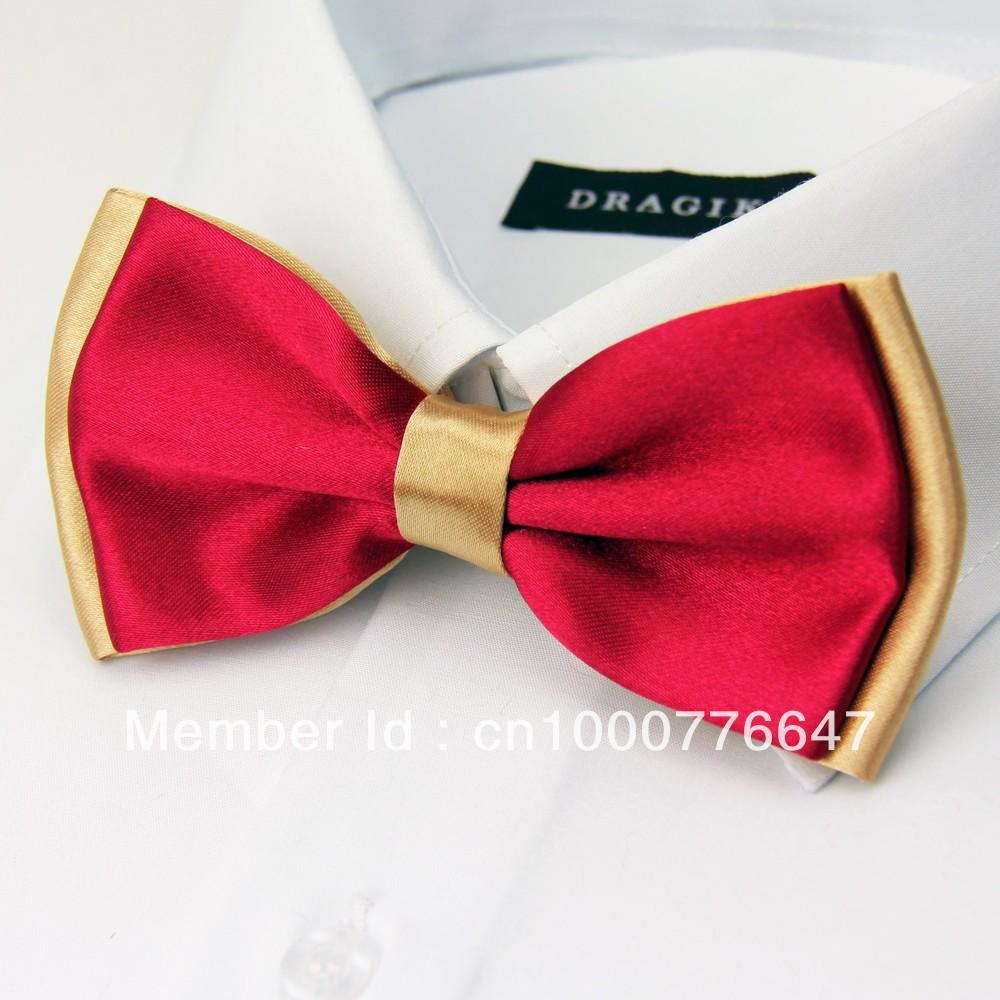 Двойной галстук-бабочка своими руками мастер класс