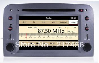 2005-2012 Alfa Romeo 147 Indash GPS DVD Radio HD Screen (TMC) Navigation System