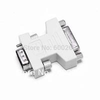Free shipping DVI to VGA Female/Male Video Converter/Adapter #8172