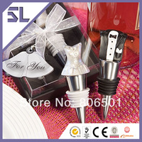 Quality Guarantee with LOW Price + Free Shipping, 20 sets/lot, Couple Bottle Stopper
