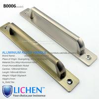 LICHEN  Furniture Hardware Zinc alloy Furniture Handle&Bronze&Satin Nickel Handle&Drawer Handle Free Shipping