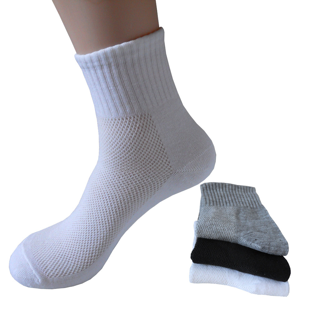 3 color The factory price 20pieces =10pairs socks for Football, basketball, sports,(China (Mainland))