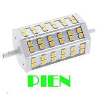 R7S LED 118mm dimmable 5050 SMD 9W 10W R7S J118 LED Corn Bulb Light 3000K 6000K replace Halogen Flood Lamp Free Shipping 1pcs
