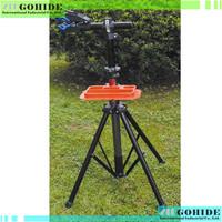 Bicycle display rack maintenance frame bicycle vehicle frame racks vehicle frame