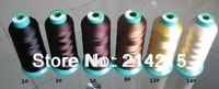 Thread of Weaving / High Intensity polyester filament Thread / Hair Extension Tools