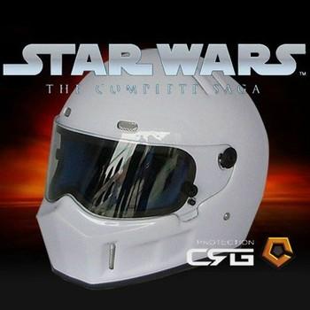 StarWars ATV helmet   Best Sales Safety Motorcycle Helmets Simpson  same model
