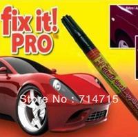 1pcs Yellow Car Scratch Repair Remover Pen Simoniz Clear Clear Coat Applicator DropShipping