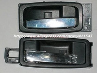 Free shipping/Geely auto parts/High quanlity car inner door handle for Geely CK(2005-2007)/Wholesale+Retail