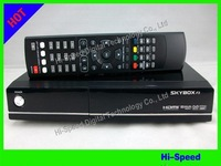 Big sale CHEAPEST!! 50pcs Original Skybox F3 HD digital satellite receiver full 1080pi high definition DVB-S receiver free shipp