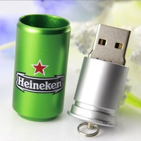 POP-TOP Can USB  4GB 8GB 16GB 32GB Free shipping