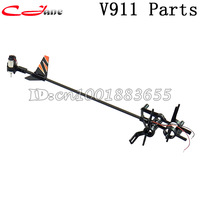 WL V911 parts Tail motor set,Main Frame,Horizontal stabilizer,tail boom V911-03 07 10 20 for WL V911 V911-1 V911-2 RC Helicopter