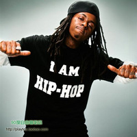 Lil wayne hip-hop hiphop t-shirt rap 100% man vest short-sleeve o-neck cotton t-shirt