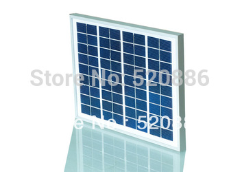 Hot* 5W 12V poly solar panels  power module,For 12v battery, hiqh quality , free shipping