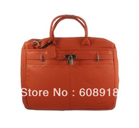 Top Grade Pig Nappa,Genuine Leather Lap-top Bags, Ladies bag, 2013 Fashion hand bag, multi-use leather bag