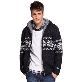 men winter coat jacket, hoddie design,woll lining, warm and fashion, 2 colors available, free shipping