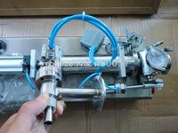 Liquid or Softdrink Pneumatic filling machine-J (100-1000ml)