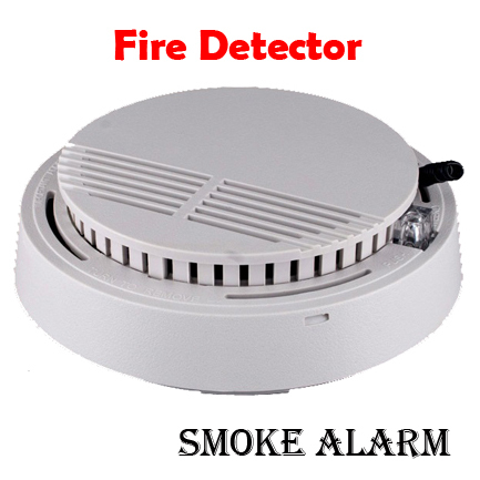 shop popular smoke detectors battery operated from china aliexpress. Black Bedroom Furniture Sets. Home Design Ideas