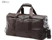 Free shipping / Feger genuine leather travel bag  hand bag man messenger carryall bag