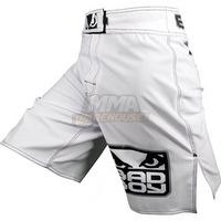 mma white Vale Tudo Shorts boxing sanda Fight shorts free shipping
