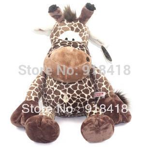 Free Shipping,NICI Large Giraffe Toys 100cm plush toy for girls,birthday gift 1pc