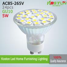 wholesale gu10 led 5w