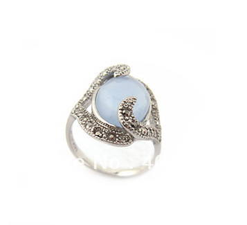 Min.order is $15 (mix order)New Design Silver Plated Ring Bubble Ring ,Wholesale Ring,China Supplier(SWTWTR035)(China (Mainland))