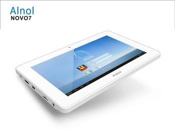 Freeshipping 7'' Ainol Novo7 crystal Quad core tablet 1024x600  1GB RAM 16GB ROM  Cortex A9 ATM7029 Android 4.1