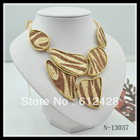 free shipping acrylic necklace animal irregular shape necklace retro necklace