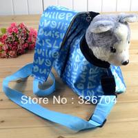 Kangaroo bag cat