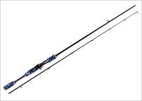 "casting fishing rod - carbon fiber bass rod  1.98m/6'6"" ML"