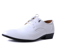 in stock 2014 New Genuine leather Business Shoes men classic shoes  Men casual Leather Oxfords men dress shoes size:38-44