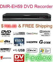 The real original DVD Recorder MP3,WMA JPEG origin from Japan Brand new 100% Dolby Digital 5.1 AC 110-240V 50Hz/60Hz HDMI