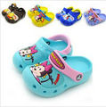 Free shipping!2013 New Mickey Minnie children Slippers Sandals Beach shoes 9501