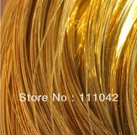 Wholesale price, 0.5MM brass wire, model aircraft accessory, metal material,free shipping