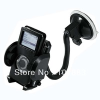 Universal Car Windshield Mount Support Holder Bracket 360 Roration For Cell Phone GPS
