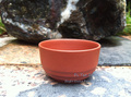 "50cc YIXING ""Red Clay"" Hong Ni 3 pieces Tea cup"