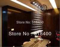 New Name Brand Modern Luxury Bedroom Drawing Room Dining Room Hall Crystal Pendant Chandelier lamp1000*200*1200mm