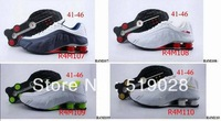 hot selling designer shox shoes,r4 sneaker for men and women