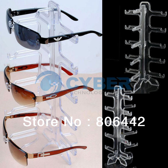 For 5X Eyeglasses Sunglasses Frame Pla