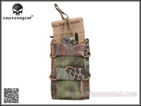 EMERSON TACO Single Unit Magazine Pouch military army Utility Pouch MOLLE Vertical Accessories Pouch EM6345