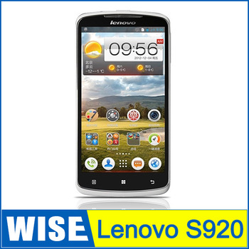 IN Stock  now !  Lenovo S920 Quad Core phone mtk 6589 1.2GHz CPU 1GB RAM 4GB ROM 5.3 inch IPS multi-touch Screen/emma